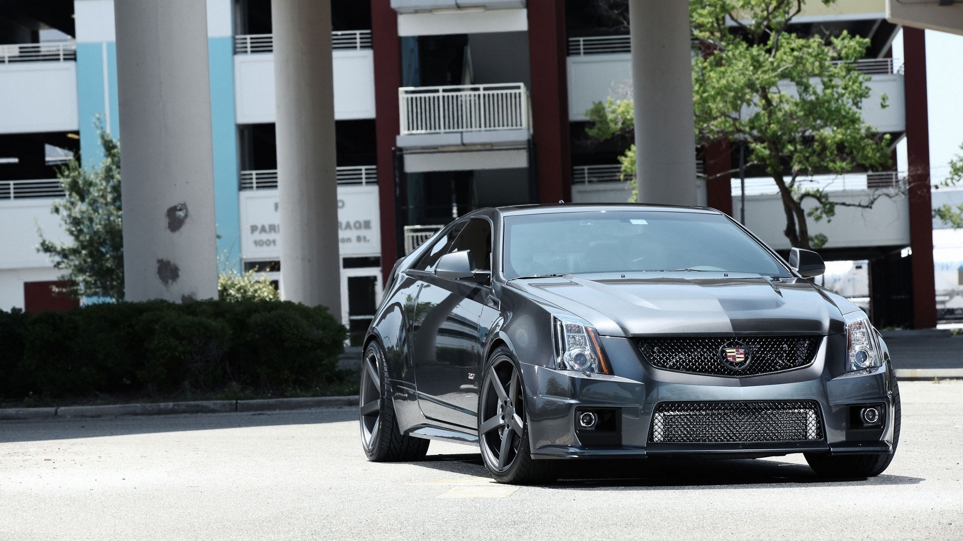 Cadillac Cts V Hd Wallpaper Background Image 1920x1080 Id