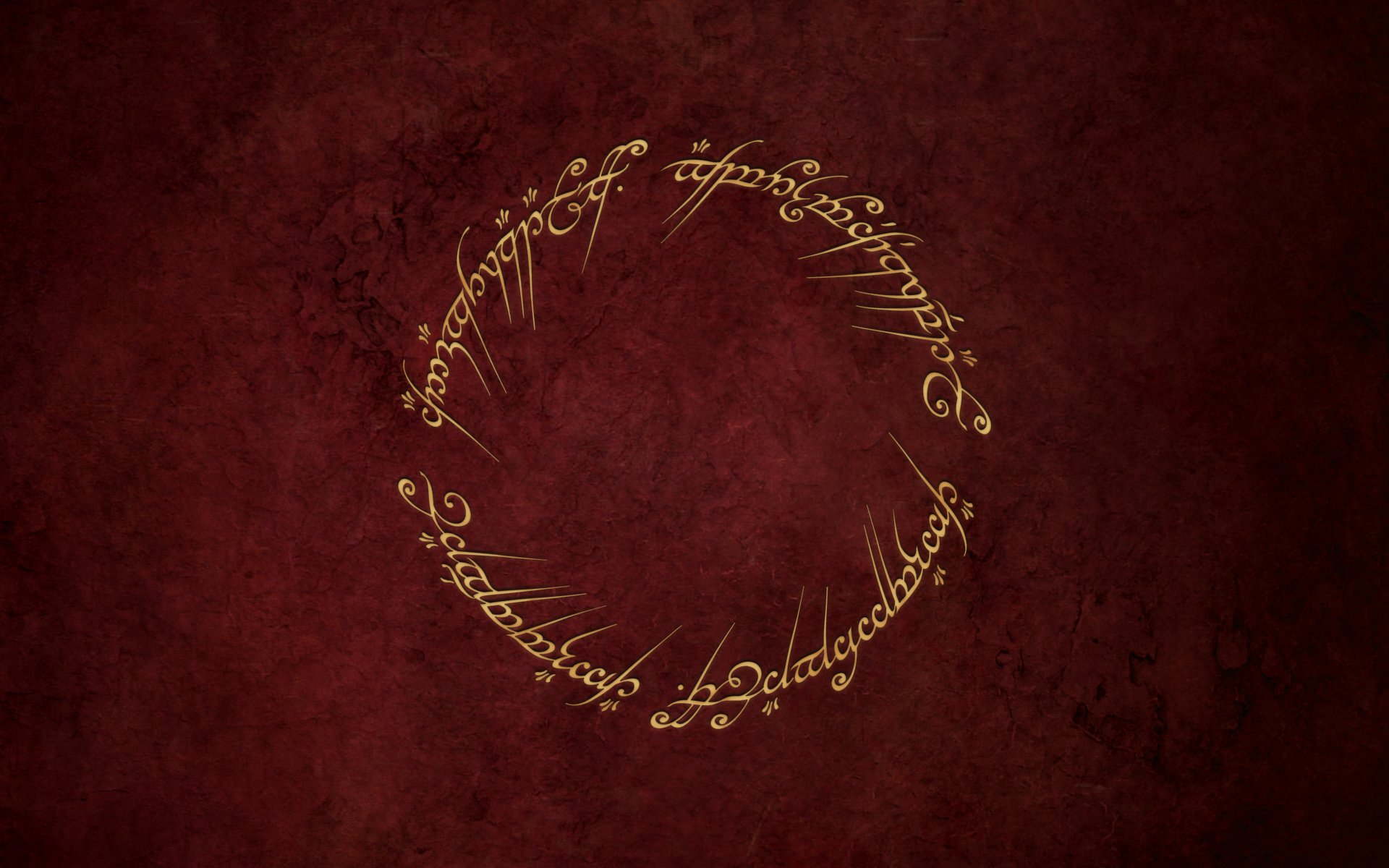 Movie - The Lord Of The Rings  Wallpaper