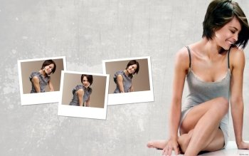 Celebrity - Kristin Kreuk Wallpapers and Backgrounds ID : 161068