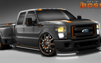 Vehicles - Ford Wallpapers and Backgrounds ID : 161994