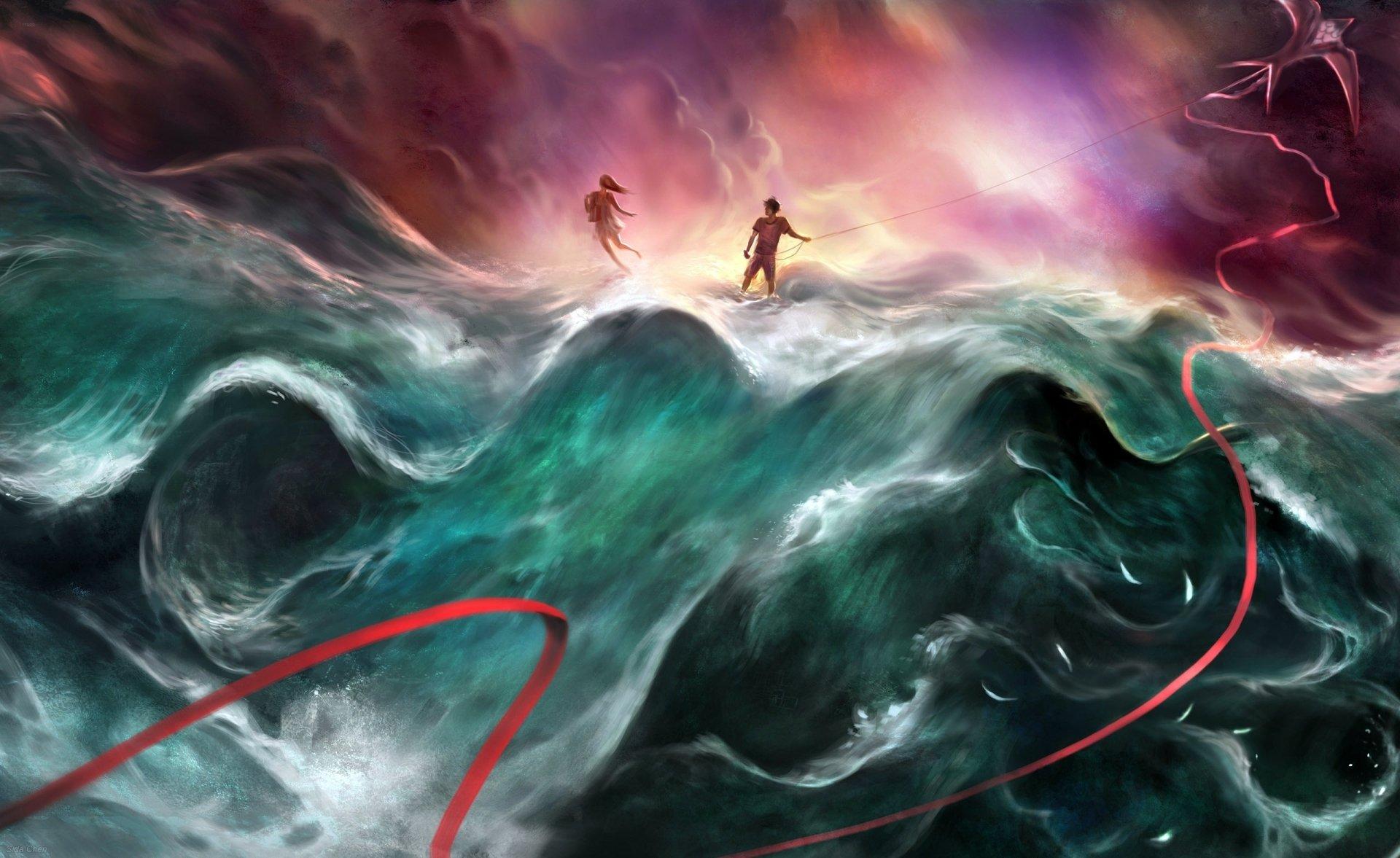 Fantasy - Ocean  Wallpaper