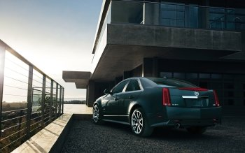 Vehicles - Cadillac Wallpapers and Backgrounds ID : 162208