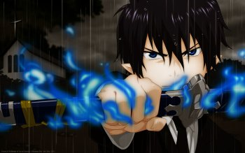 Anime - Ao No Exorcist Wallpapers and Backgrounds ID : 162304