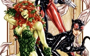 Comics - Gotham City Sirens Wallpapers and Backgrounds ID : 162356