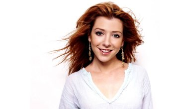 Celebrity - Alyson Hannigan Wallpapers and Backgrounds ID : 162516