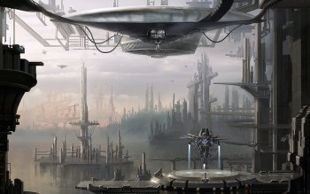 Sci Fi - City Wallpapers and Backgrounds ID : 162728