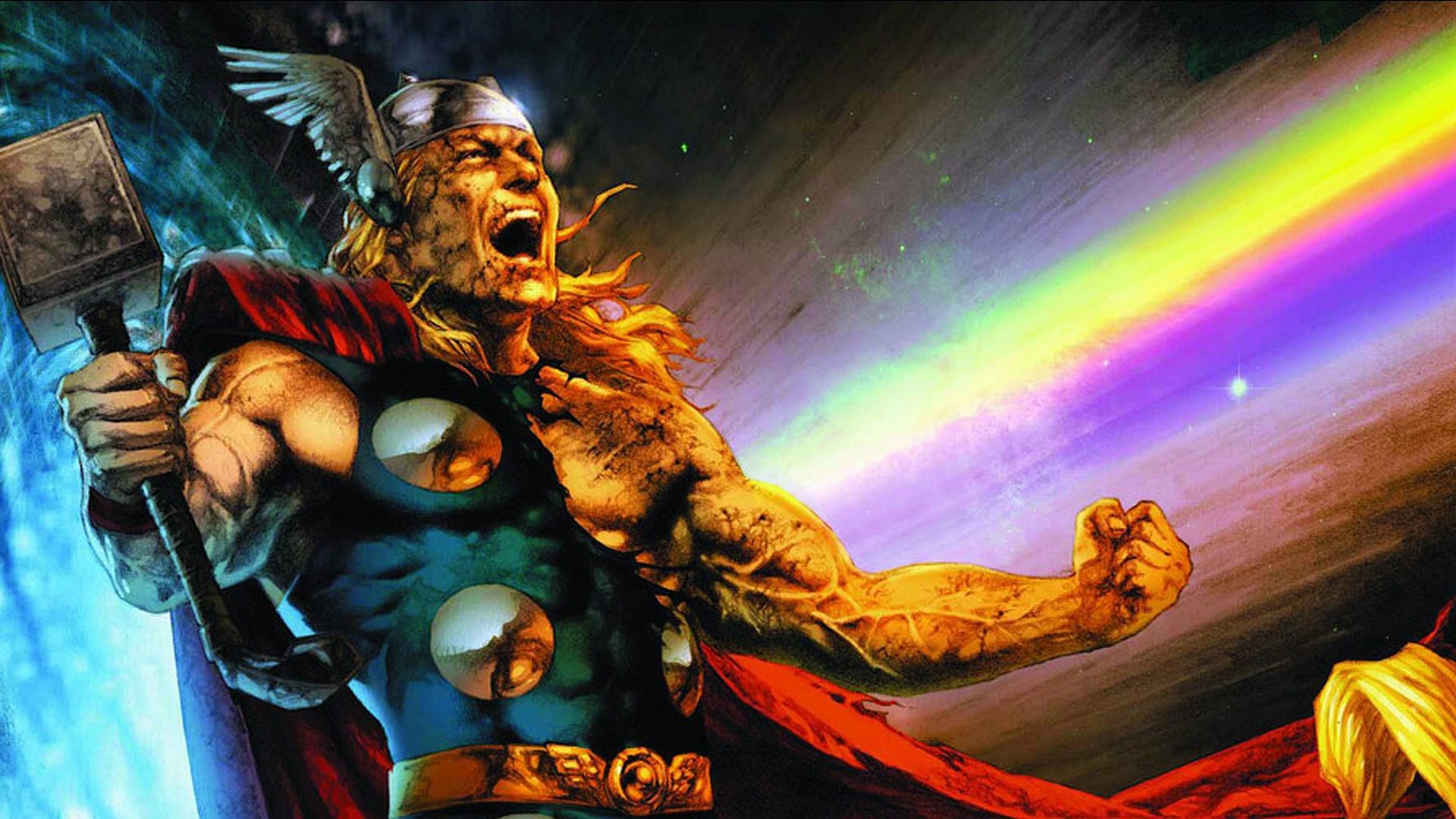thor comics wallpaper comic - photo #23