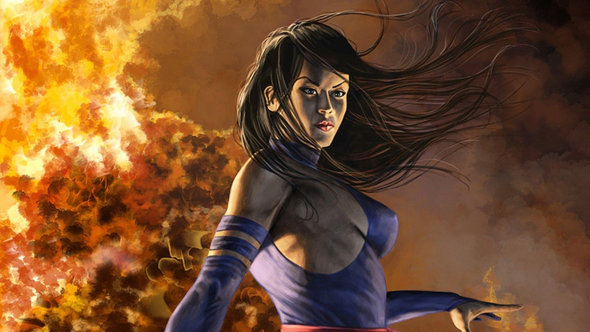 Comics - Psylocke  Wallpaper