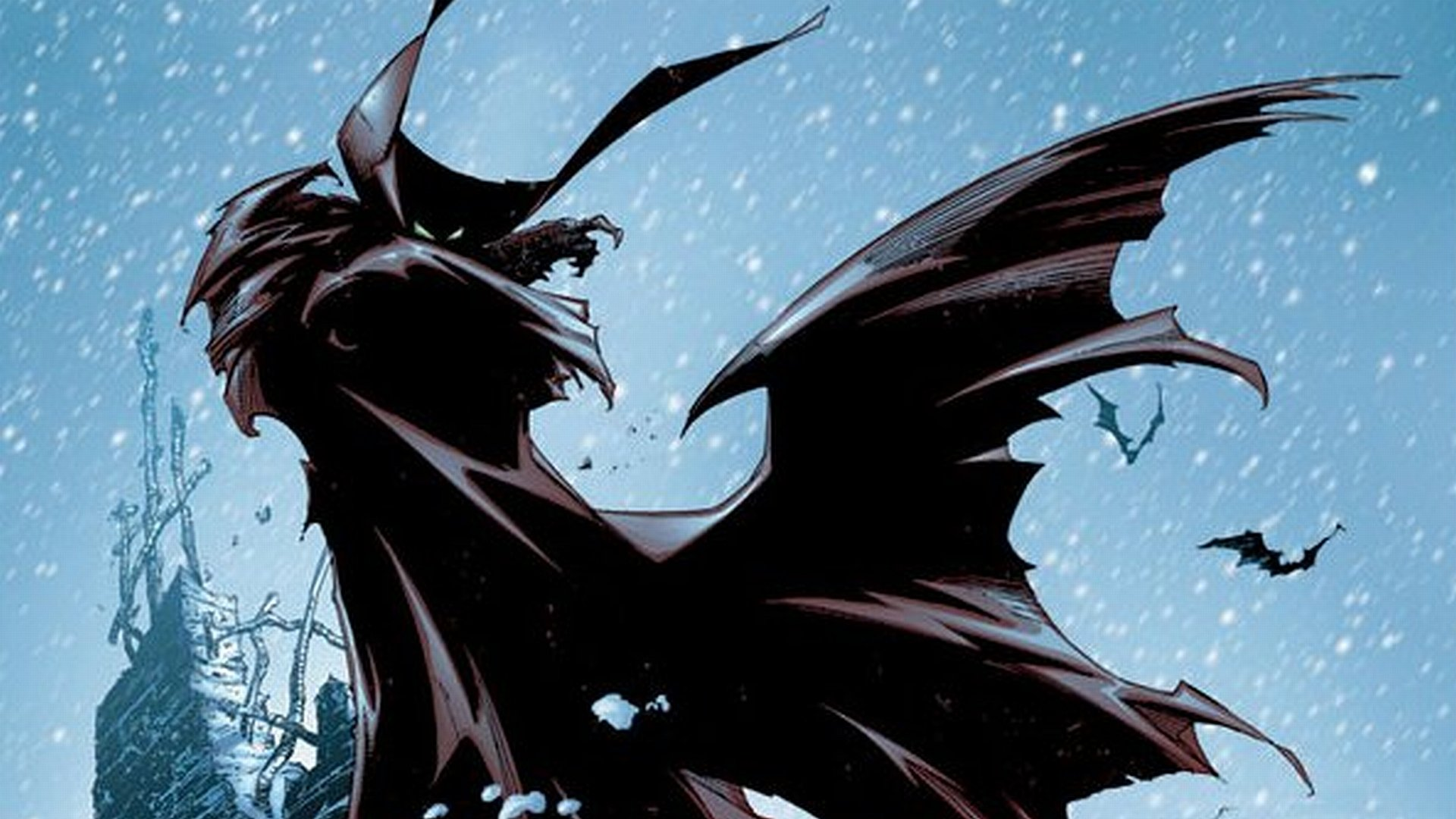 Spawn Wallpaper Hd 1920x1080: Spawn Full HD Wallpaper And Background
