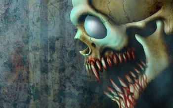 Dark - Skull Wallpapers and Backgrounds ID : 163214