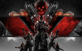 Video Game - Gears Of War 3 Wallpapers and Backgrounds ID : 163218
