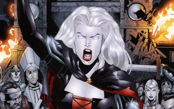Comics - Lady Death Wallpapers and Backgrounds ID : 163358