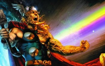 Comics - Thor Wallpapers and Backgrounds ID : 163366