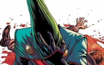 Comics - Martian Manhunter Wallpapers and Backgrounds ID : 163384