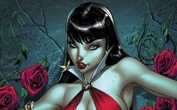 Comics - Vampirella Wallpapers and Backgrounds ID : 163438