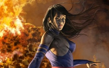 Comics - Psylocke Wallpapers and Backgrounds ID : 163444