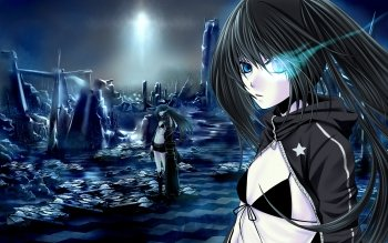 Anime - Black Rock Shooter Wallpapers and Backgrounds ID : 163718