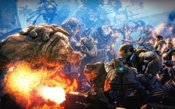 Video Game - Gears Of War 3 Wallpapers and Backgrounds ID : 163958