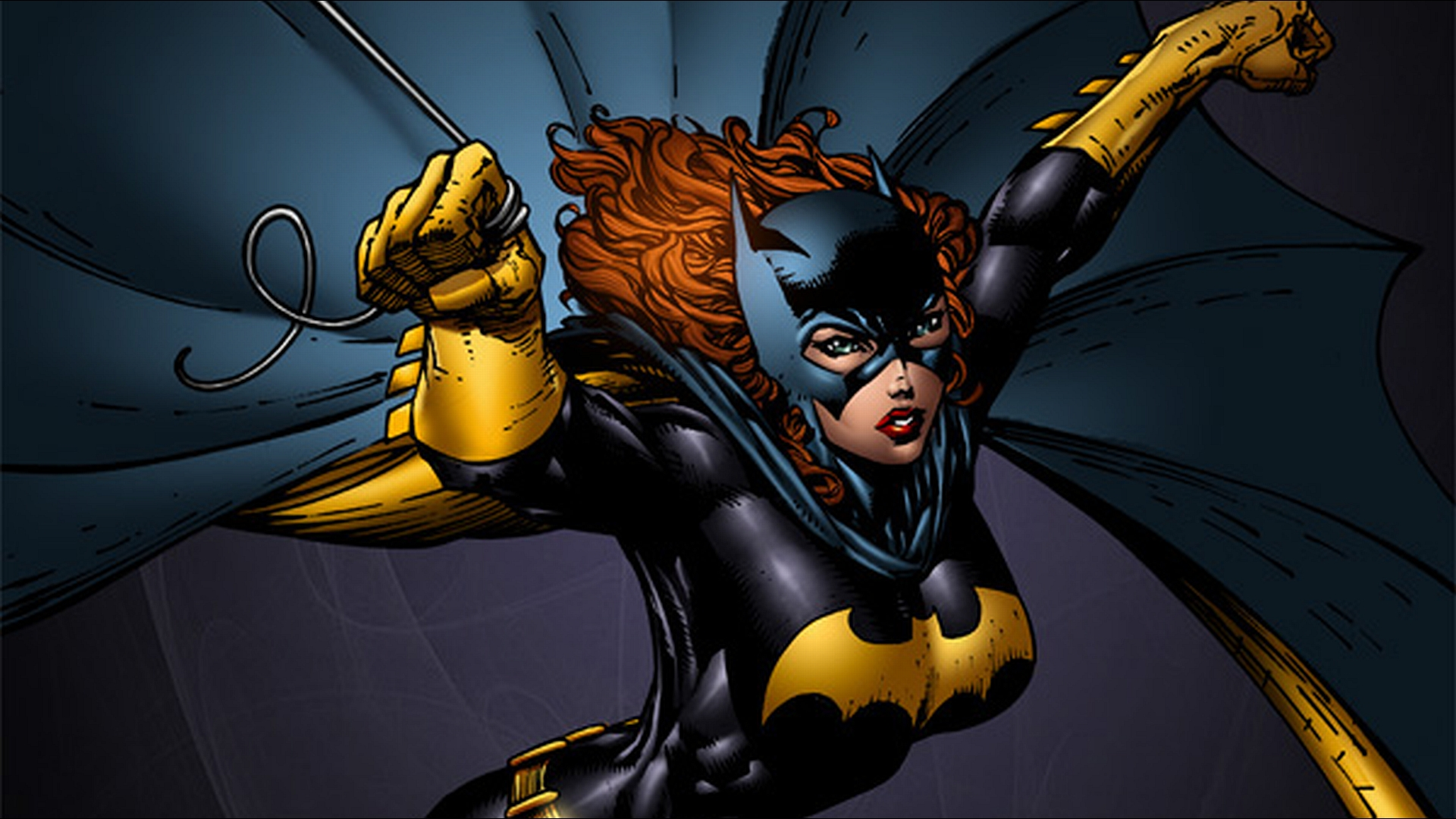Comics - Batgirl Wallpaper