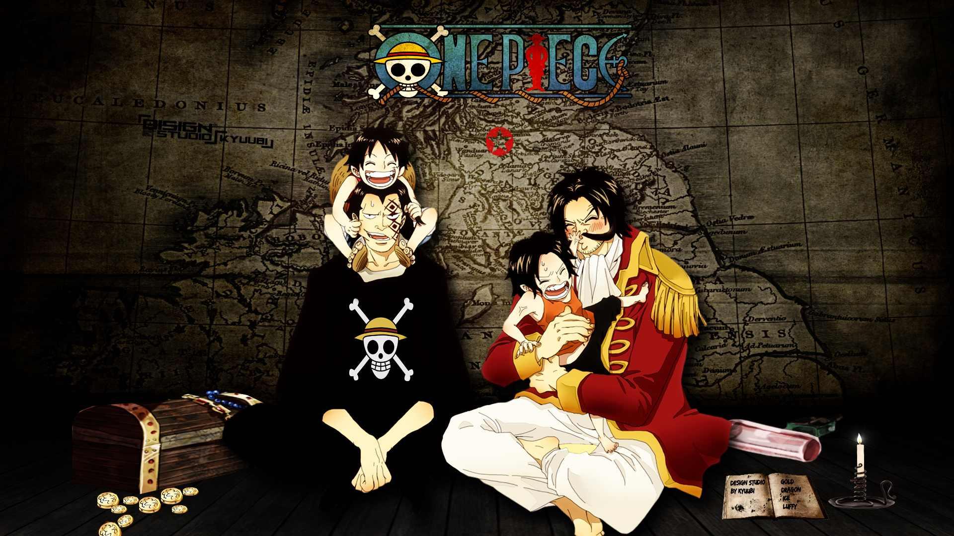 One Piece Hd Wallpaper Hintergrund 1920x1080 Id164964