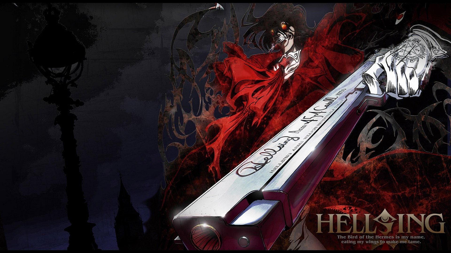 612 Hellsing Hd Wallpapers Background Images Wallpaper Abyss