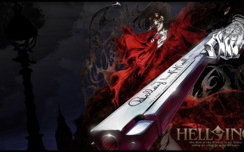 Anime - Hellsing Wallpapers and Backgrounds ID : 164198