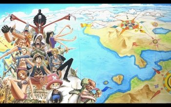 Anime - One Piece Wallpapers and Backgrounds ID : 164894