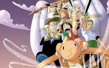 Anime - One Piece Wallpapers and Backgrounds ID : 164926
