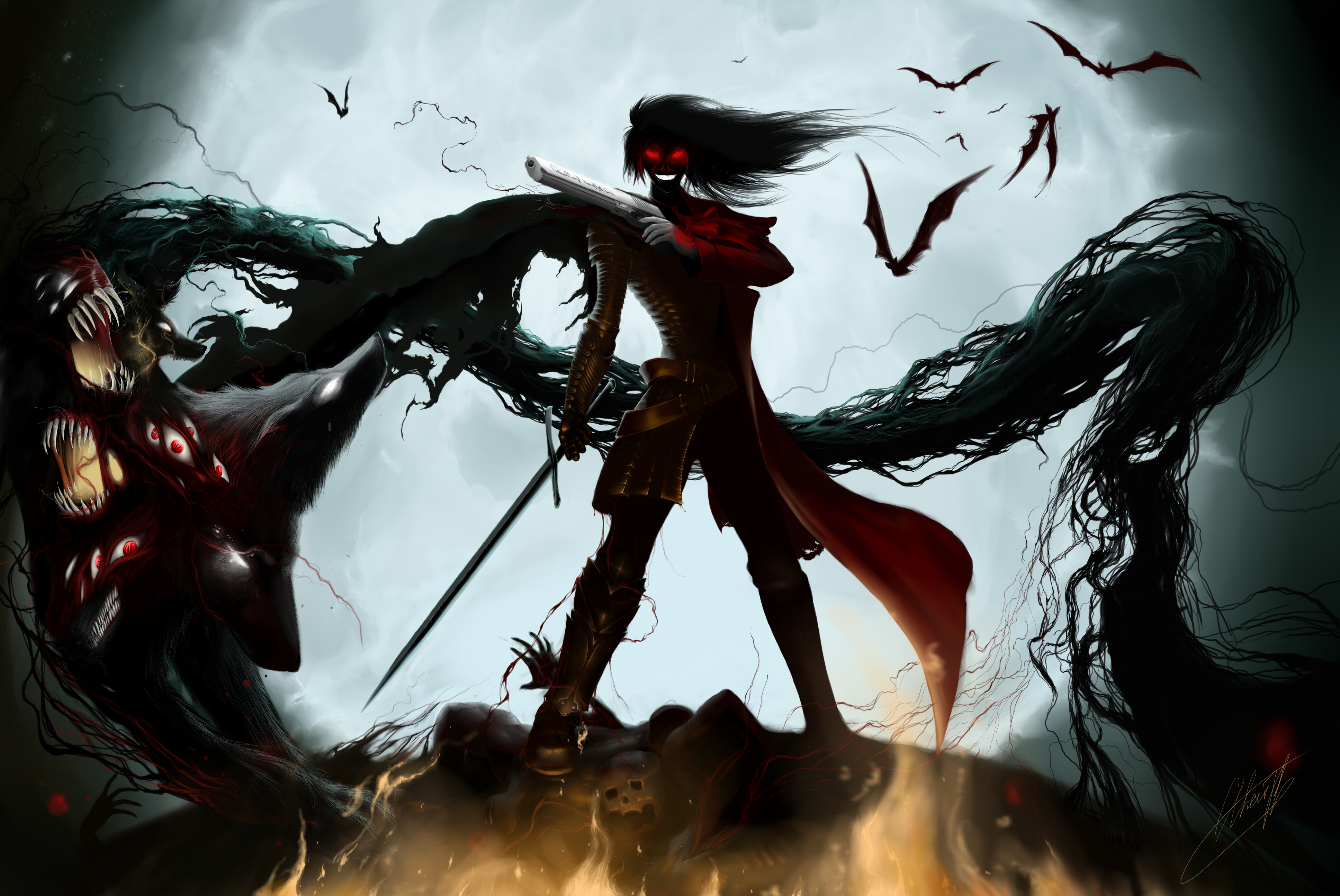 Hellsing Ultimate Wallpaper