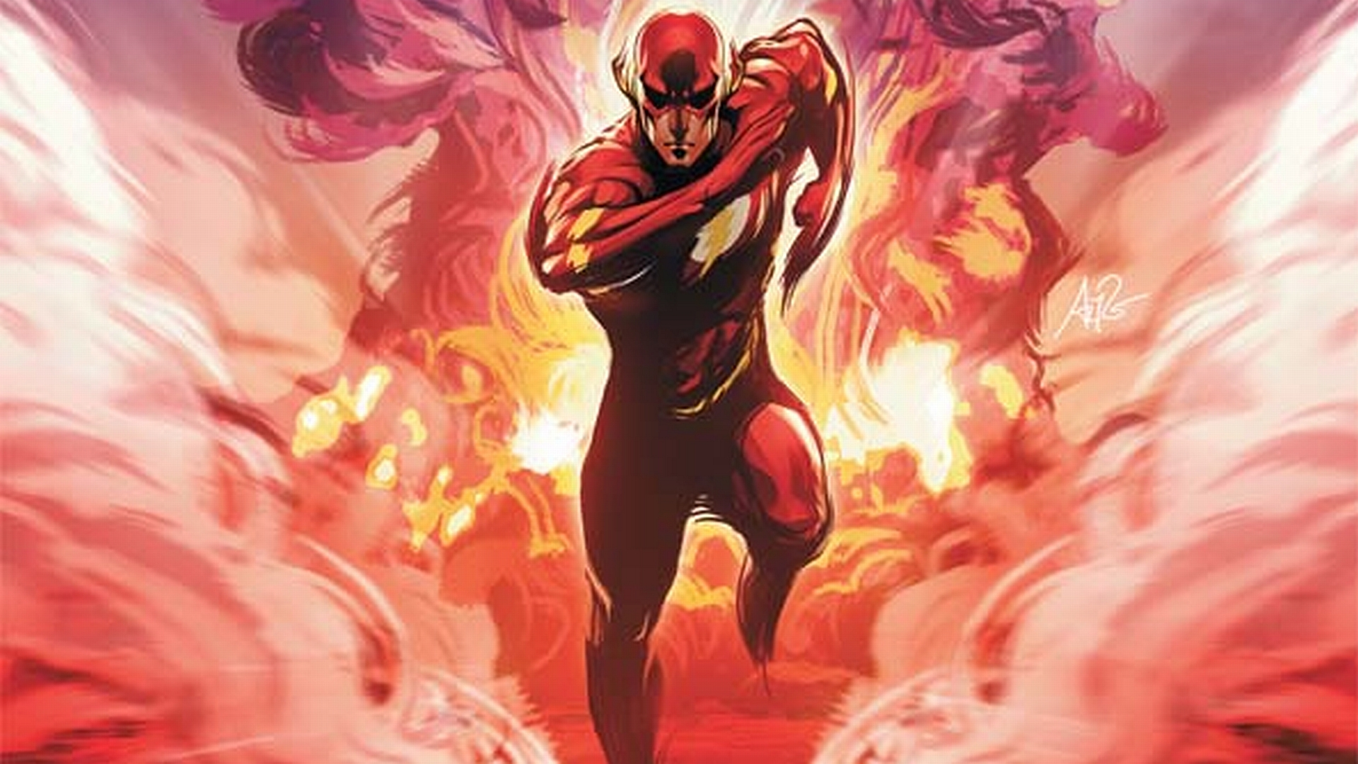 Comics - Flash Wallpaper