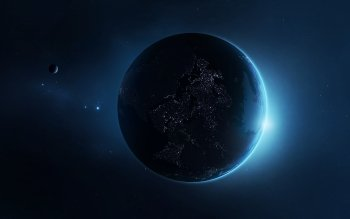 Sci Fi - Planet Wallpapers and Backgrounds ID : 165228