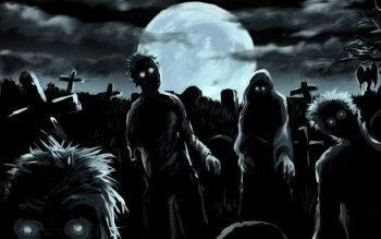 Dark - Zombie Wallpapers and Backgrounds ID : 165394
