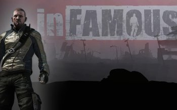 Video Game - Infamous Wallpapers and Backgrounds ID : 165698