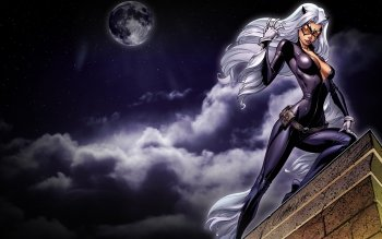 Comics - Black Cat Wallpapers and Backgrounds ID : 165754