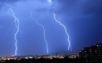 Photography - Lightning Wallpapers and Backgrounds ID : 165994