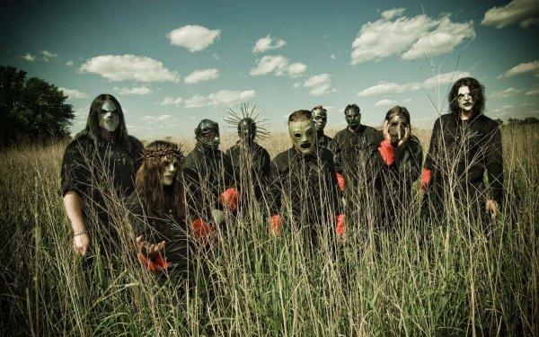 Music Slipknot Band (Music) United States Nu Metal Industrial Metal Heavy Metal HD Wallpaper | Background Image