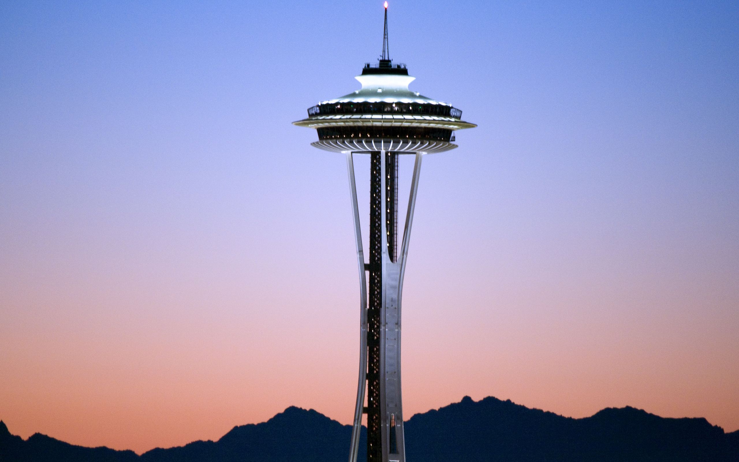 25 Space Needle HD Wallpapers