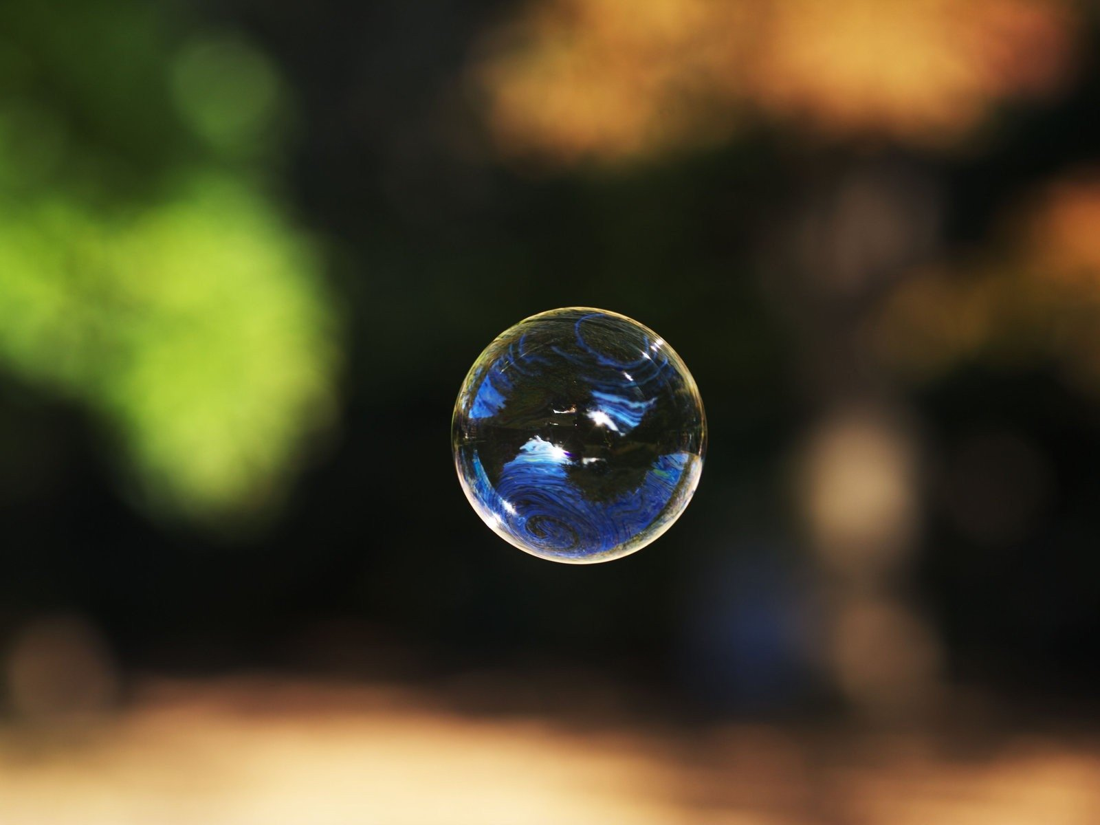 Photography - Bubble  Wallpaper
