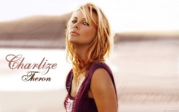 Celebrity - Charlize Theron Wallpapers and Backgrounds ID : 166088