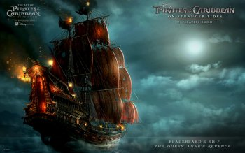 Movie - Pirates Of The Caribbean: On Stranger Tides Wallpapers and Backgrounds ID : 166798