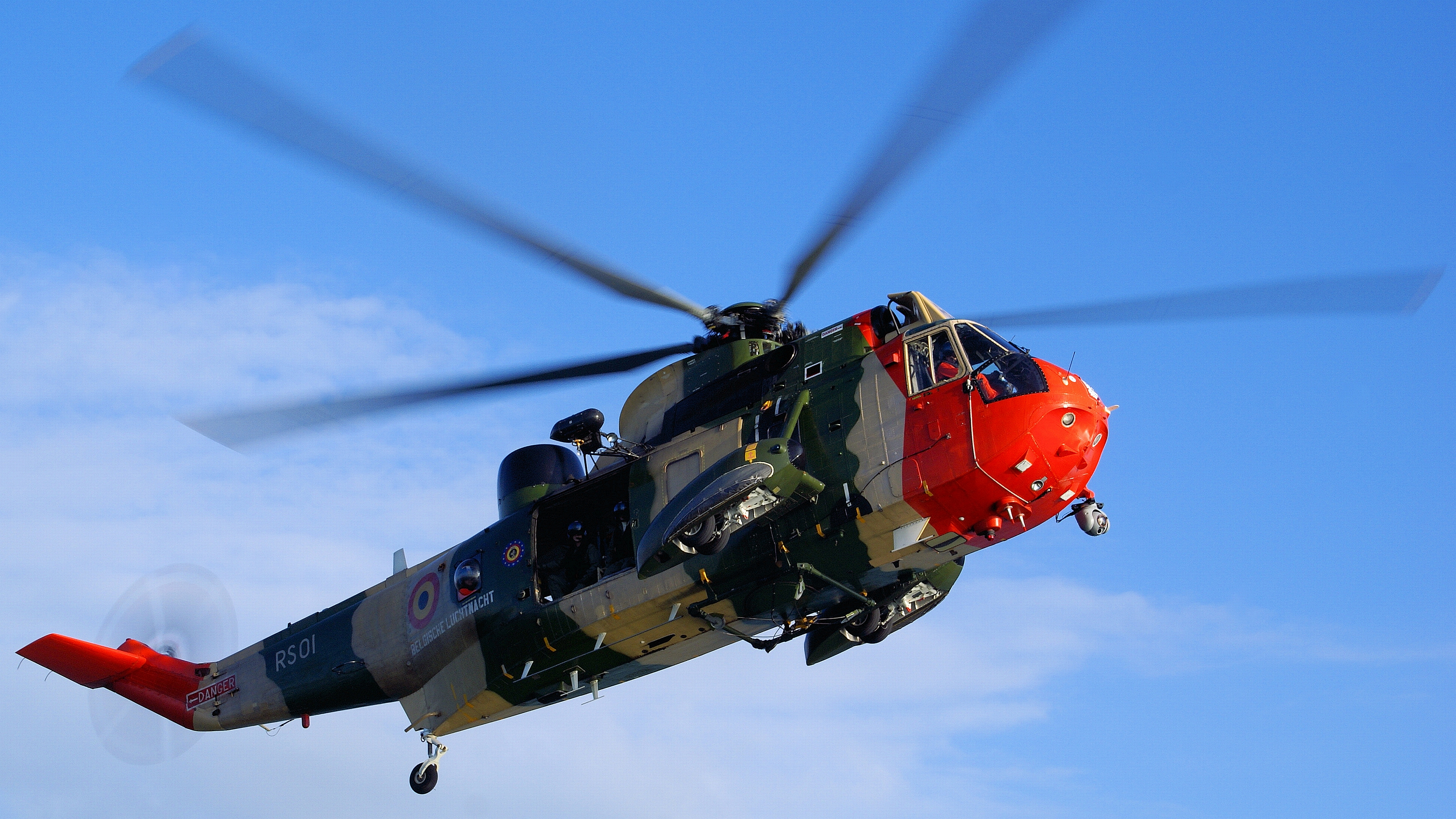 Military Helicopter 4k Hd Desktop Wallpaper For 4k Ultra: AgustaWestland AW109 4k Ultra HD Wallpaper