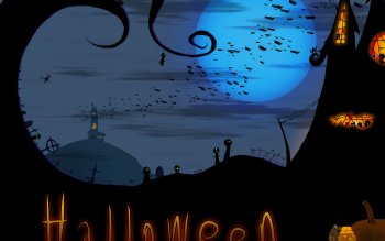 Holiday - Halloween Wallpapers and Backgrounds ID : 167406