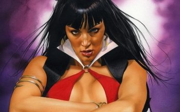 Comics - Vampirella Wallpapers and Backgrounds ID : 167936