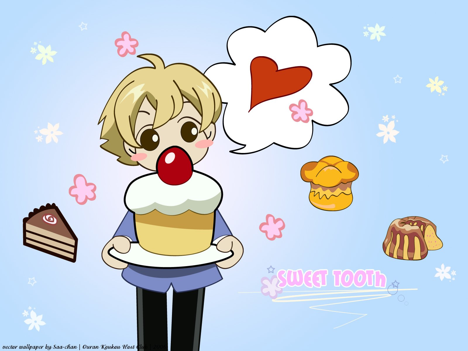 Ouran High School Host Club Wallpaper And Background Image
