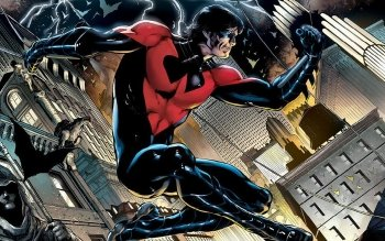 Комиксы - Nightwing Wallpapers and Backgrounds ID : 168354