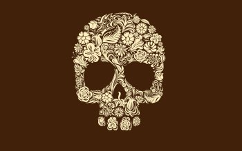 Dark - Skull Wallpapers and Backgrounds ID : 168436