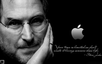 Celebrity - Steve Jobs Wallpapers and Backgrounds ID : 169154