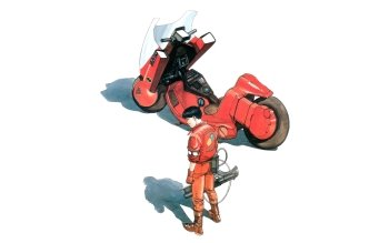 Anime - Akira Wallpapers and Backgrounds ID : 16918
