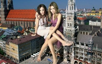 Celebrity - Olsen Twins Wallpapers and Backgrounds ID : 169348