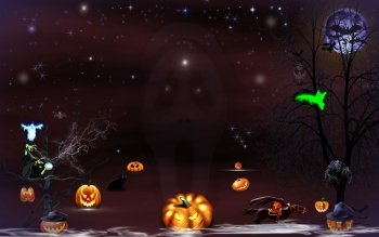 Holiday - Halloween Wallpapers and Backgrounds ID : 169536